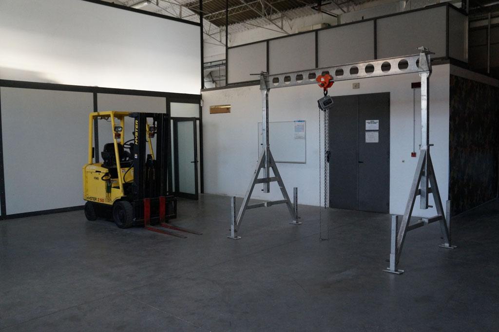 Logistica e storage per opere d'arte a Venezia