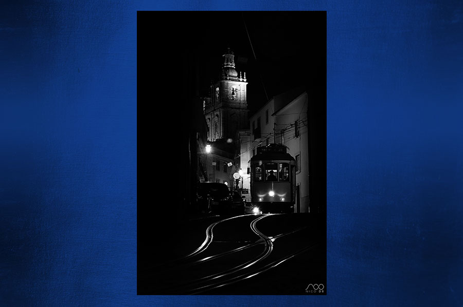 Night Tram (Nicola Dotto)