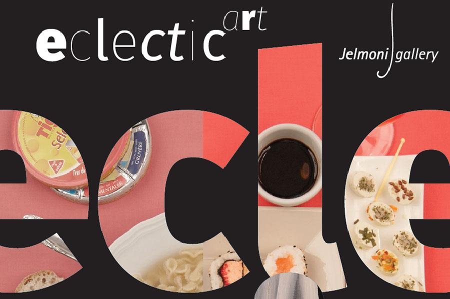 """Traporto e installazione opere per l'evento """"Eclectic Art"""""""