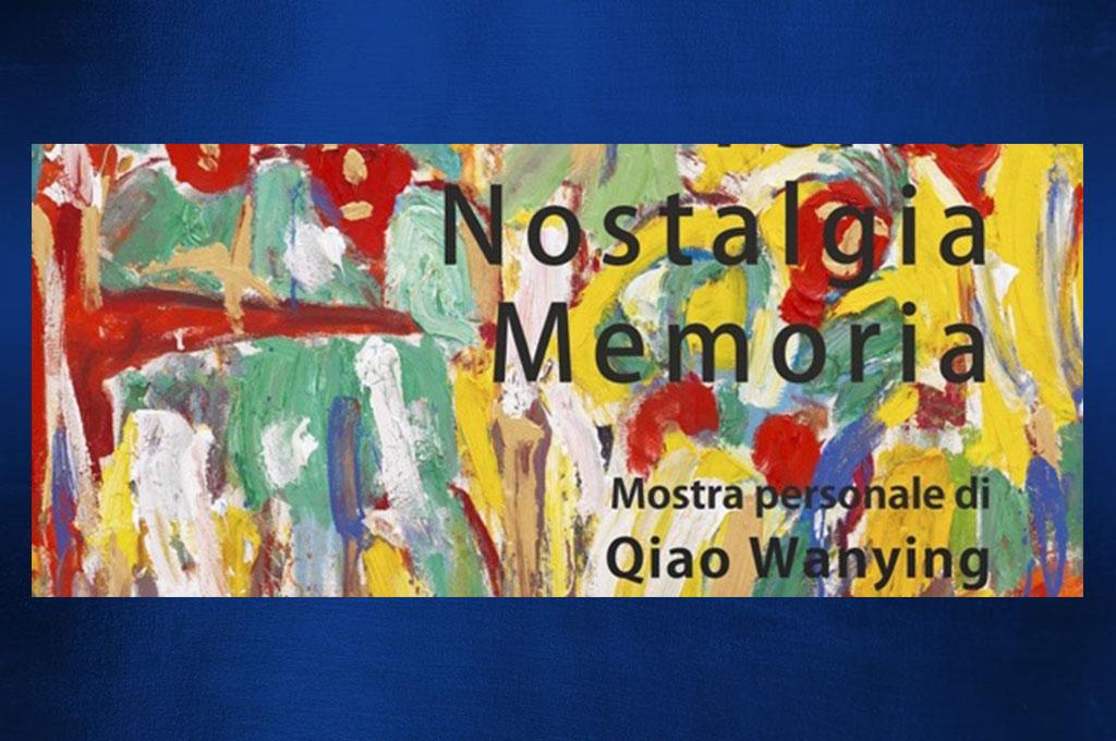 Trasporto opere dell'artista Qiao Wanying a Firenze