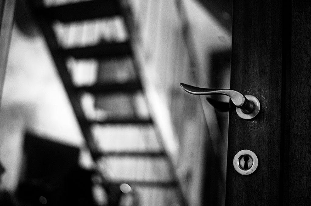 Scale in appartamento (Nicola Dotto)