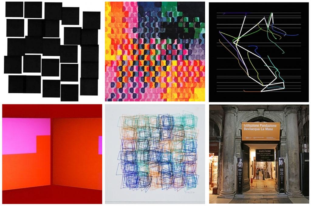 """Installazione e trasporto A/R delle opere per la mostra """"Algorithmic Signs"""""""