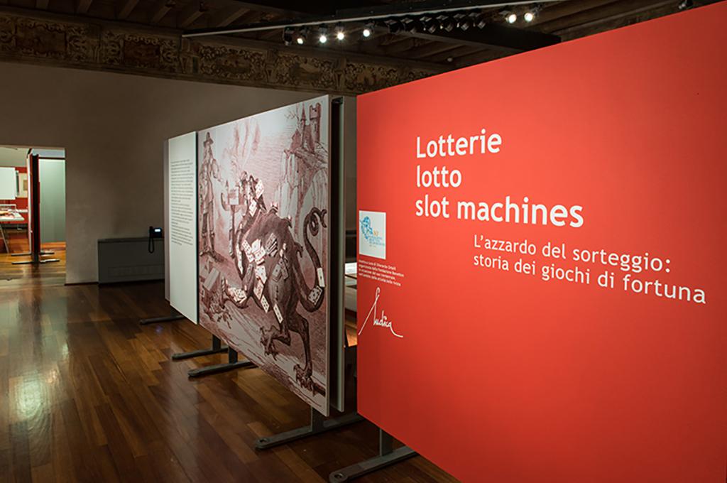 """Trasporto Ravenna-Treviso e ritorno delle opere per la mostra """"Lotterie, lotto, slot machines"""""""