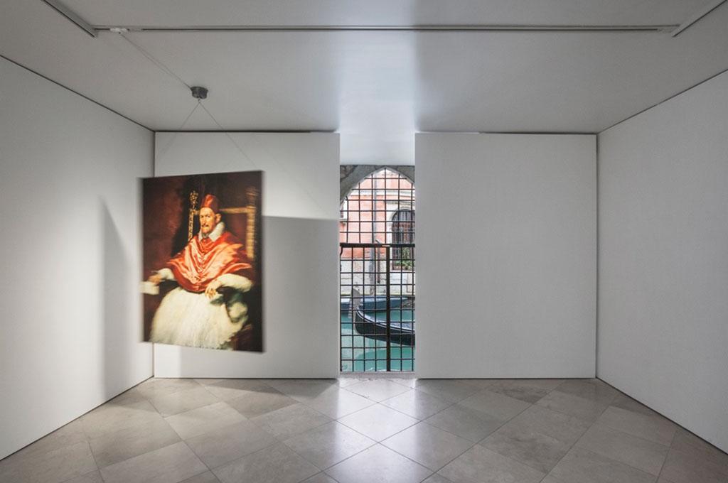 """Trasporto opere A/R per la mostra """"Mark Wallinger Italian Lessons"""""""