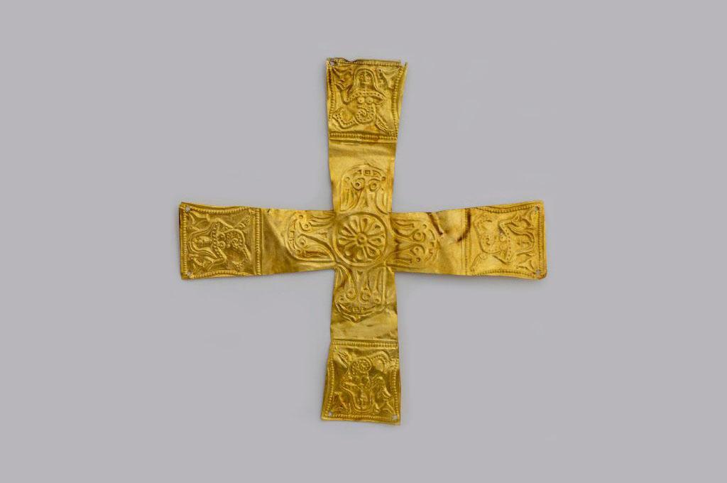 Trasporto di sei croci auree dal Museo Archeologico Nazionale di Cividale ai Musei Civici di Lubiana