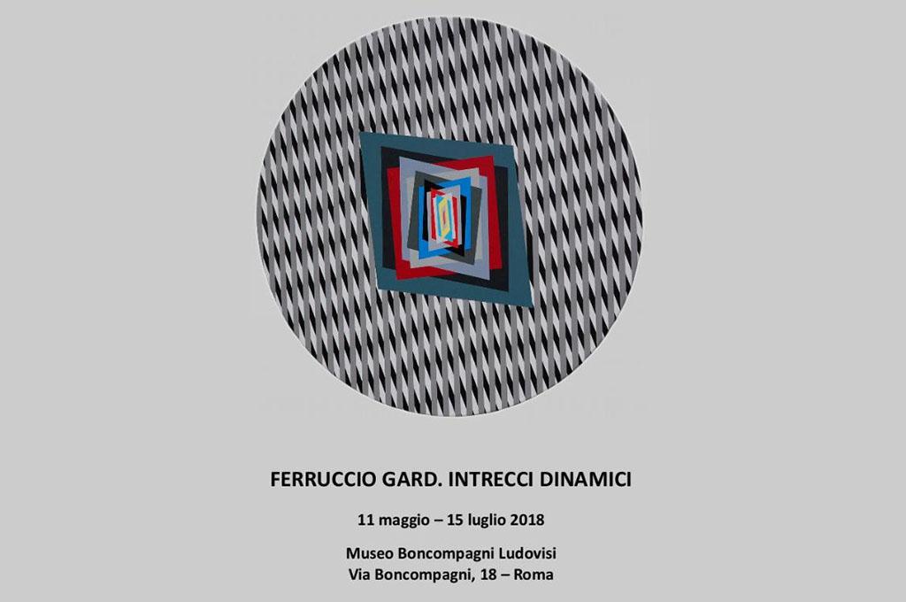 FERRUCCIO GARD. Intrecci dinamici
