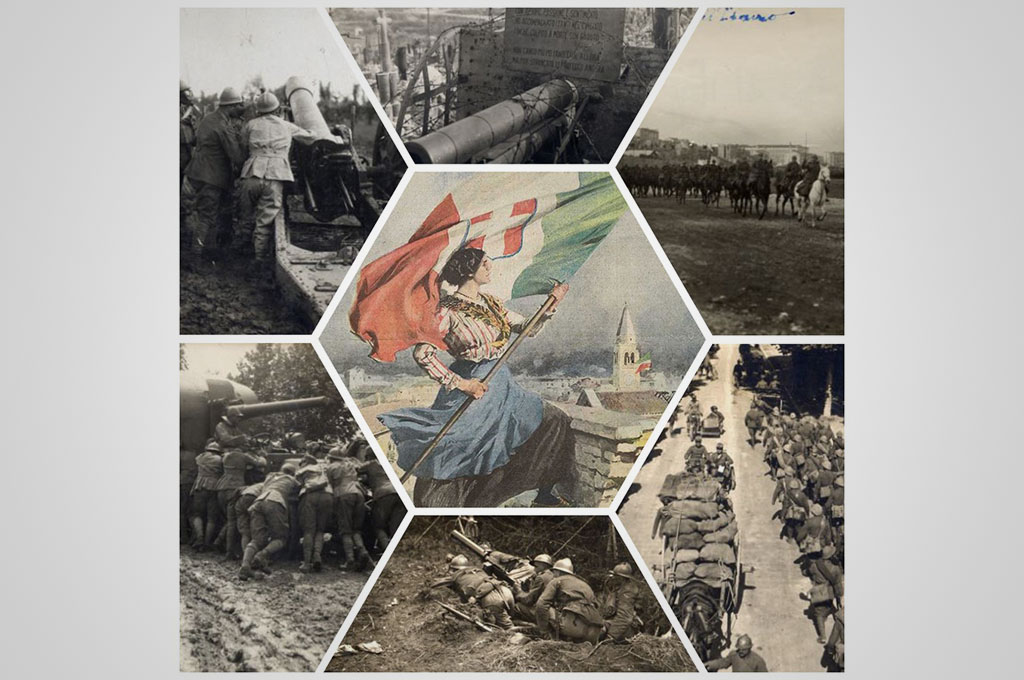 """Trasporto opere per la Mostra """"Tavoli di guerra e di pace – 1918"""""""