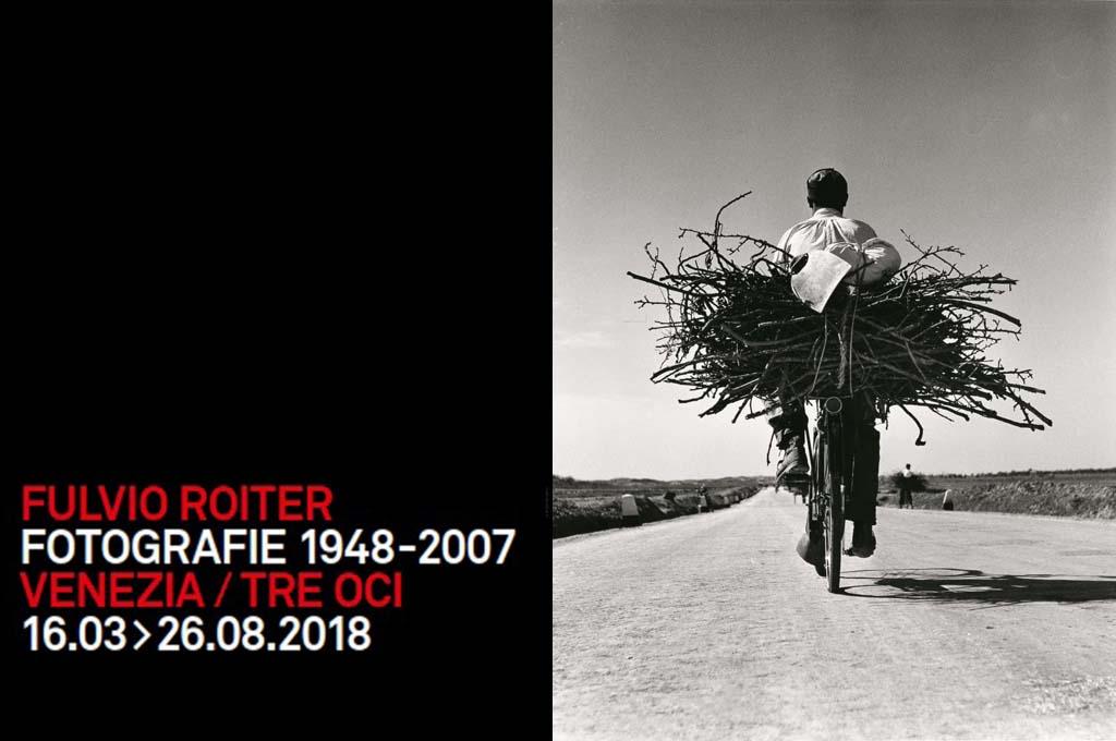 """Trasporto di 12 fotografie per fase di ritorno mostra """"Fulvio Roiter. Fotografie 1948-2007"""""""
