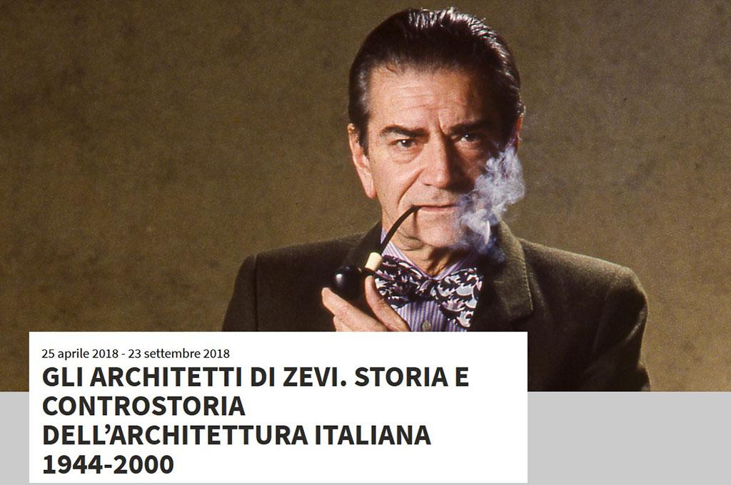 """Trasporto A/R delle opere per la mostra """"Gli architetti di Zevi."""""""