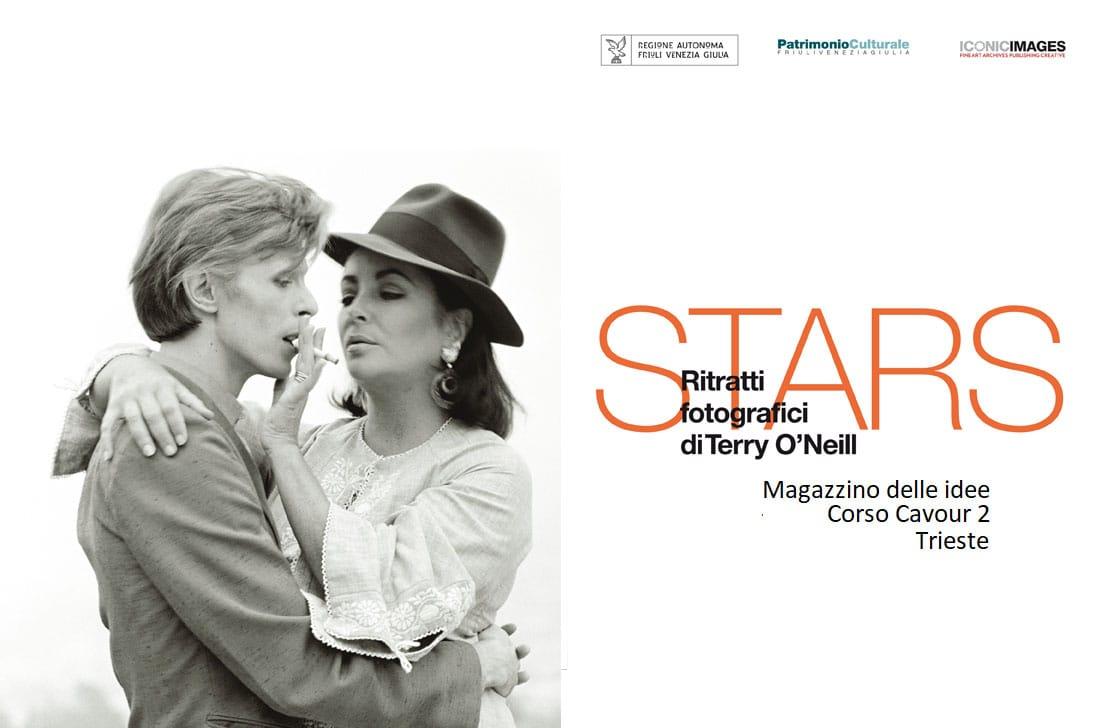 """Trasporto opere per mostra """"STARS. Ritratti fotografici di Terry O'Neill"""""""
