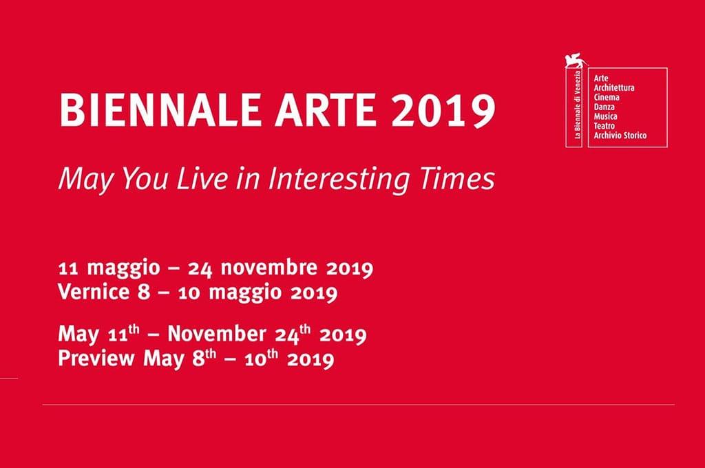 58ma Esposizione Internazionale d'Arte a Venezia